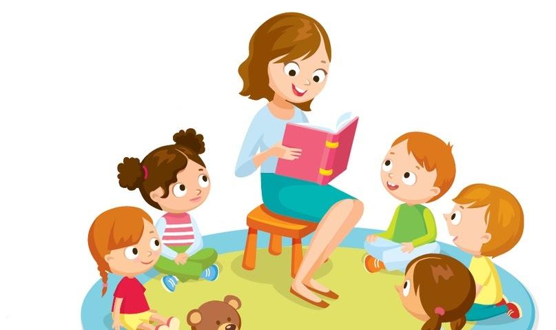 Картинка воспитательницы детского сада
